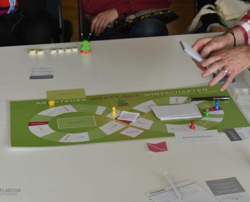 Weltpremiere Spiel Karlshochschule