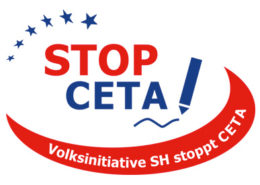 Volksinitiative SH stoppt CETA
