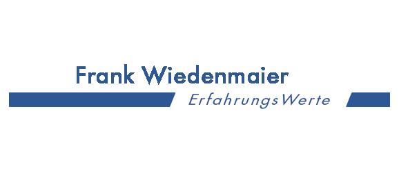 Frank Wiedenmaier